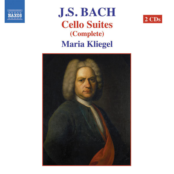 Maria Kliegel - BACH, J.S.: Cello Suites Nos. 1-6, BWV 1007-1012 (Complete)