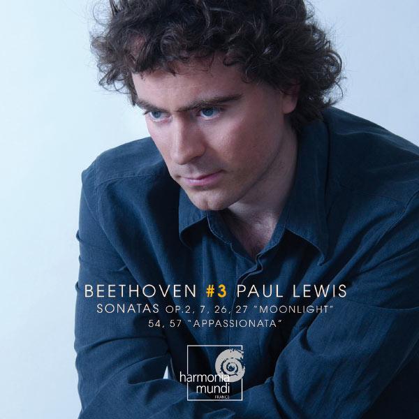 Paul Lewis - Beethoven: Piano Sonatas, vol.3