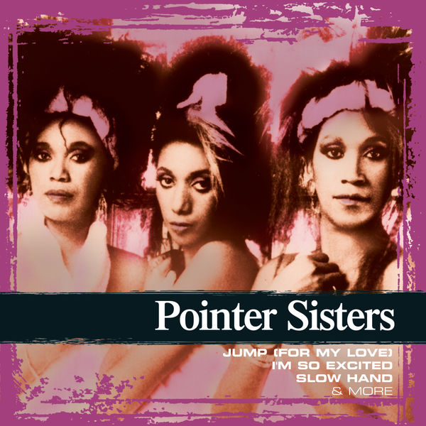 The Pointer Sisters - Collections