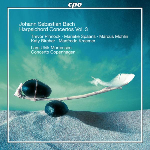 Lars Ulrik Mortensen - J.S. Bach : Harpsichord Concertos, Vol. 3