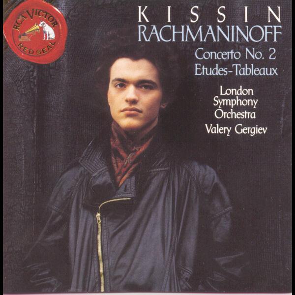 Evgeny Kissin - Rachmaninoff Concerto No. 2, 6 Études-Tableaux
