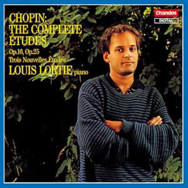 Louis Lortie - Chopin : Études (Intégrale)