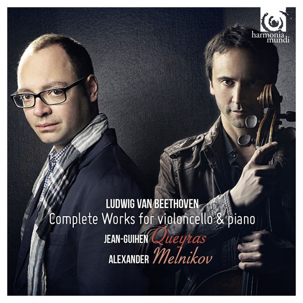 Jean-Guihen Queyras - Ludwig van Beethoven : Complete Works for Violoncello and Piano