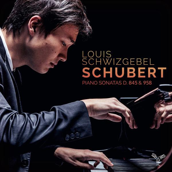 Louis Schwizgebel - Schubert: Piano Sonatas, D. 845 & 958