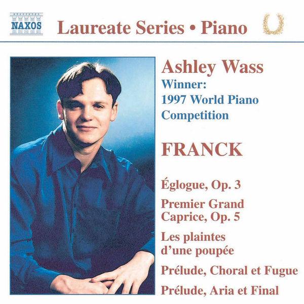 Ashley Wass - Piano Recital: Ashley Wass