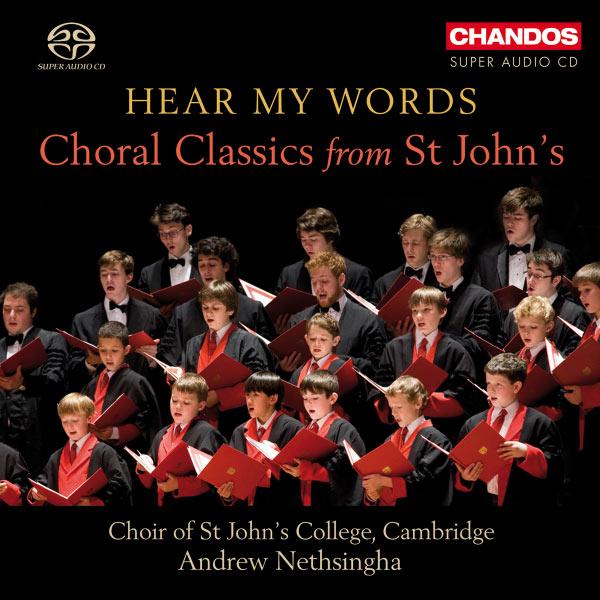 Andrew Nethsingha - Musique chorale du St John's College