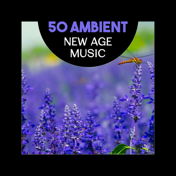 Chakra Healing Music Academy - 50 Ambient New Age Music – Peaceful Instrumental Tracks with Calming Nature Sounds for Meditation, Yoga, Stress Relief and Sleep