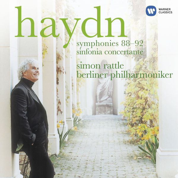 Sir Simon Rattle - Haydn: Symphonies 88-92, Sinfonia Concertante (Édition StudioMasters)