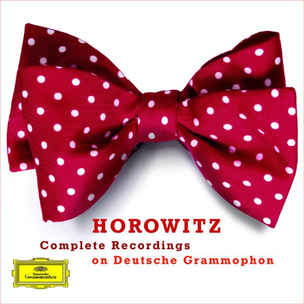 Vladimir Horowitz - Vladimir Horowitz - Complete Recordings on Deutsche Grammophon