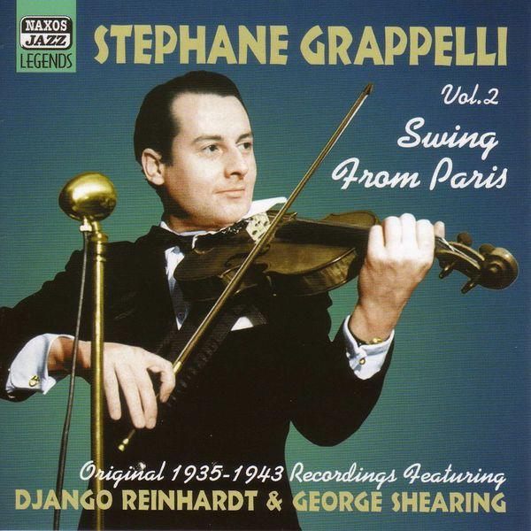 Stephane Grappelli - GRAPPELLI, Stephane: Swing from Paris (1935-1943)