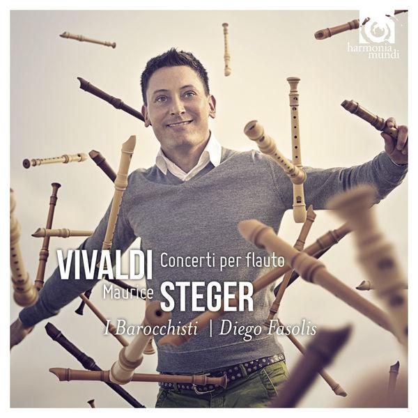 Maurice Steger - Vivaldi: Concerti per flauto