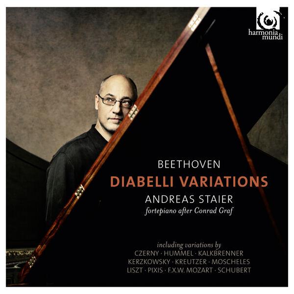 Andreas Staier - Ludwig van Beethoven : Variations Diabelli