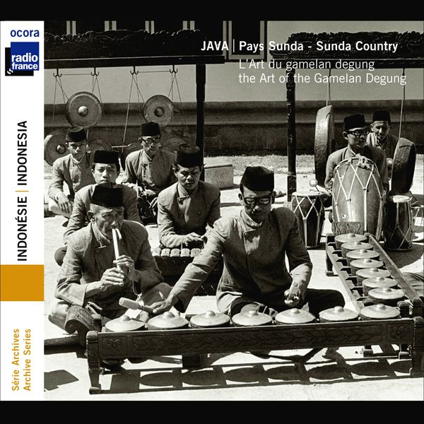 Ono Sukarna - Indonésie: Java (Pays Sunda) [L'art du gamelan degung]