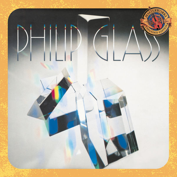 Philip Glass - Glassworks - Expanded Edition