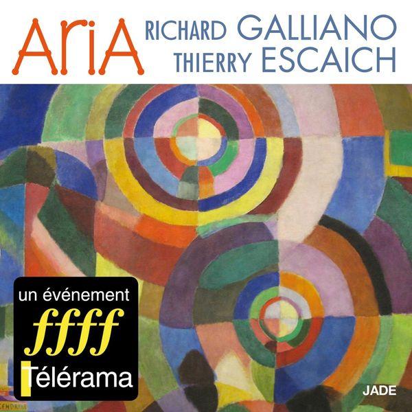 Richard Galliano - Aria