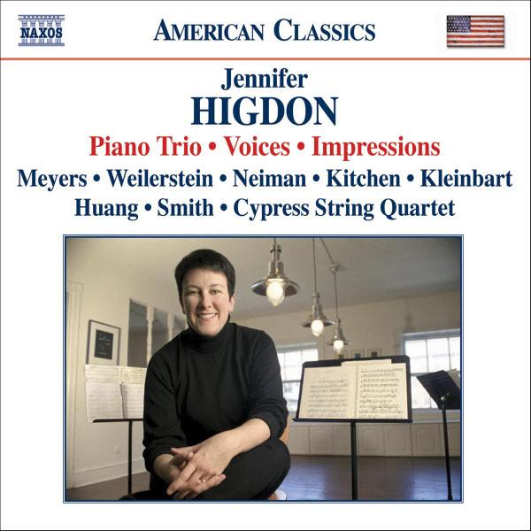 Anne Akiko Meyers - HIGDON: Piano Trio / Voices / Impressions