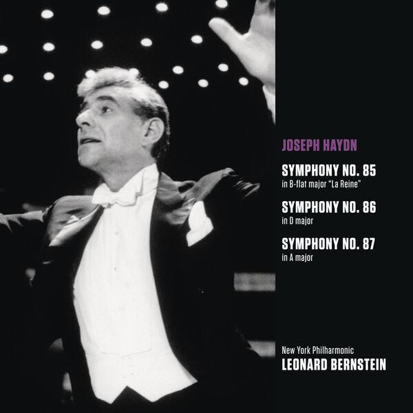 """Leonard Bernstein - Haydn: Symphonie No.85 """"La Reine"""", Symphonie No.86 et Symphonie No.87"""