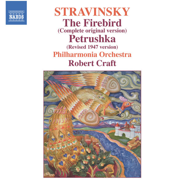 Robert Craft - Firebird (The) / Petrushka (Stravinsky, Vol. 2)