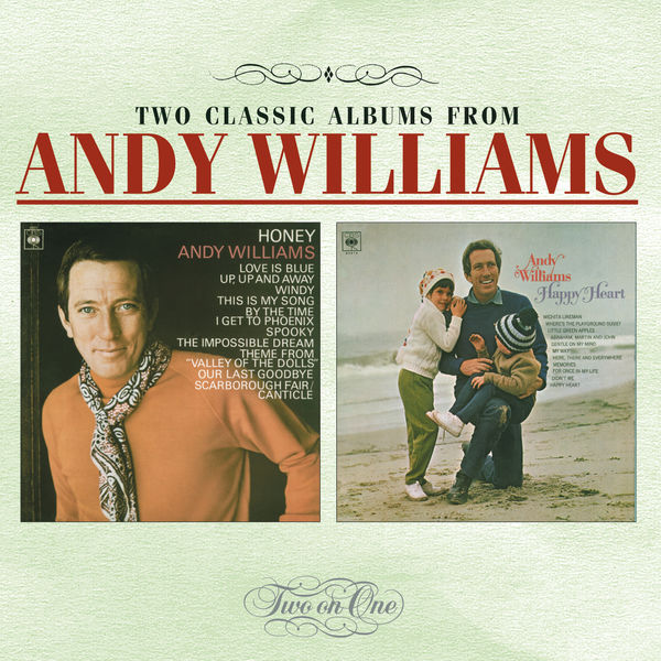 Andy Williams - Honey/Happy Heart