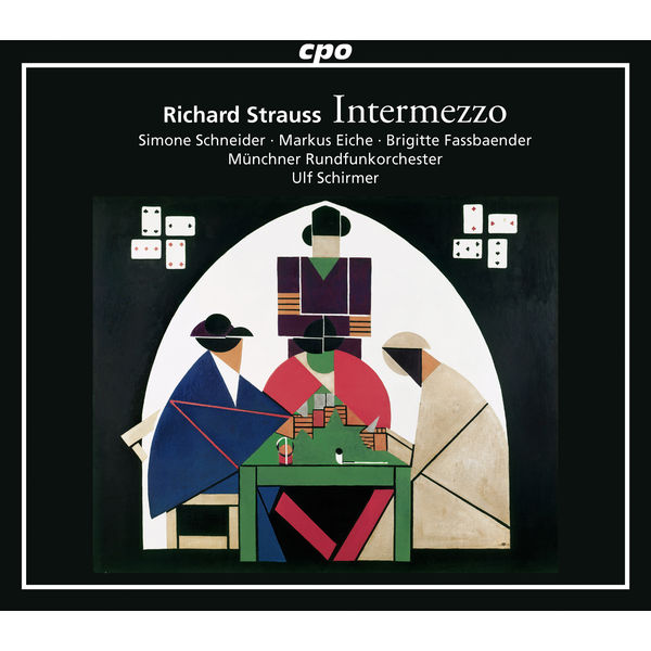 Ulf Schirmer - Richard Strauss : Intermezzo, Op. 72, TrV 246