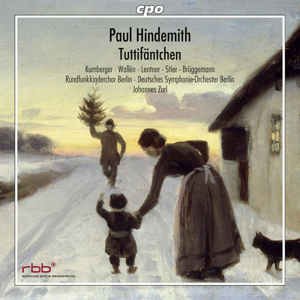 Johannes Zurl - Hindemith: Tuttifäntchen