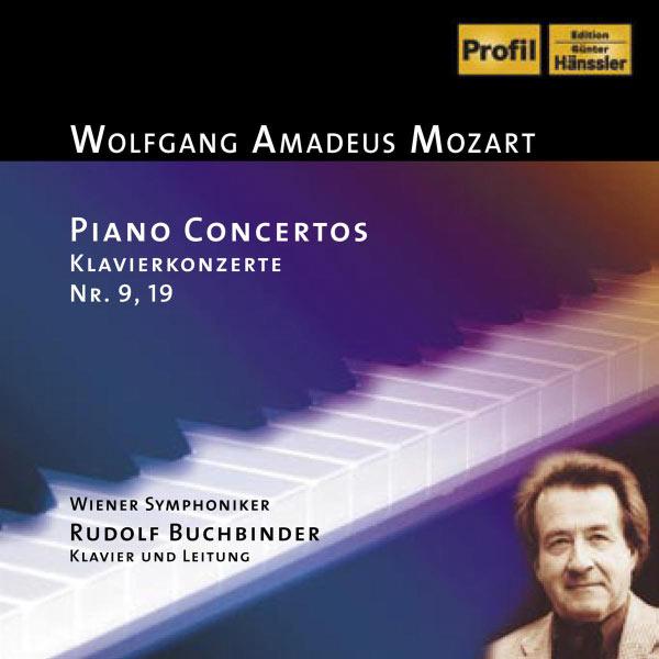 Rudolf Buchbinder - Mozart: Piano Concertos Nos. 9 and 19