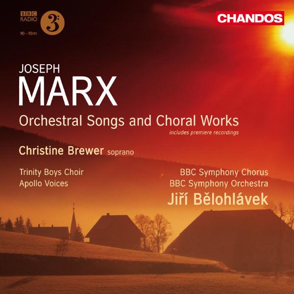 Jiri Belholavek - Mélodies orchestrales et œuvres chorales