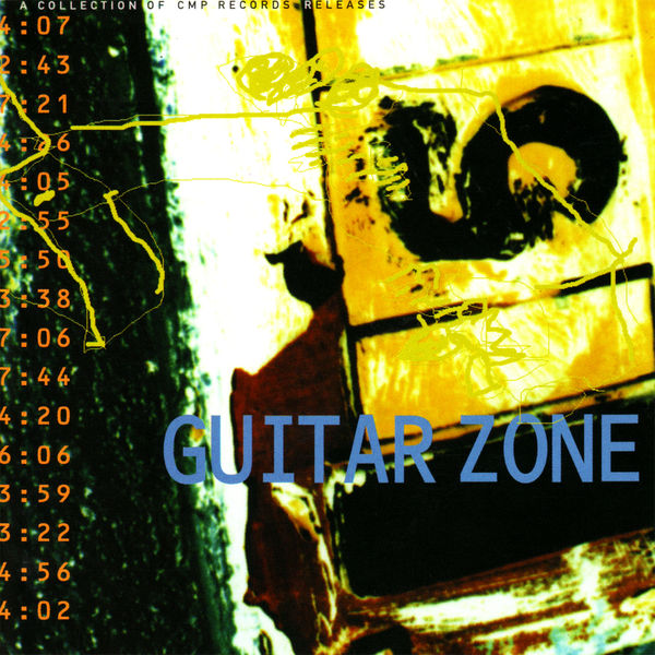 Various Artists - Guitar Zone