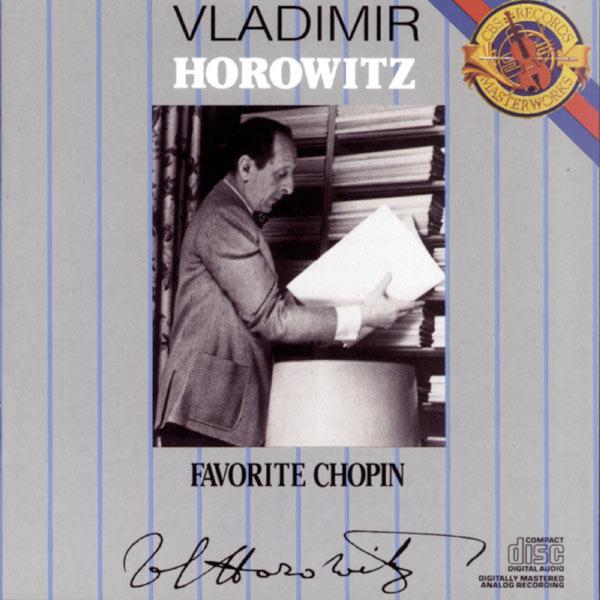Vladimir Horowitz|Favorite Chopin
