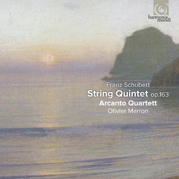Arcanto Quartett - Schubert: String Quintet Op. 163