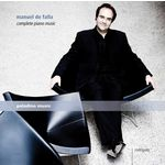 Juan Carlos Rodríguez Manuel de Falla: Complete Piano Music