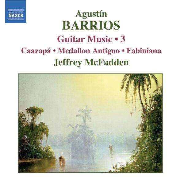 Jeffrey Mcfadden - Musique pour guitare (Volume 3)