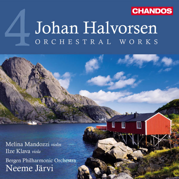 Neeme Järvi - Œuvres orchestrales (Volume 4)