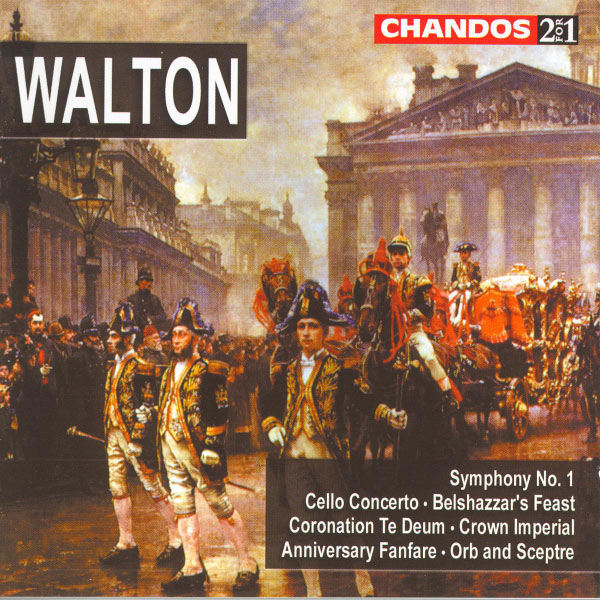 The Royal Scottish National Orchestra - SYMPHONY NO 1 / CELLO CONCERTO etc.
