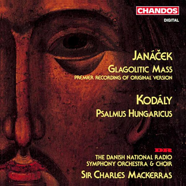 Charles Mackerras - JANACEK: Glagolitic Mass / KODALY: Psalmus hungaricus
