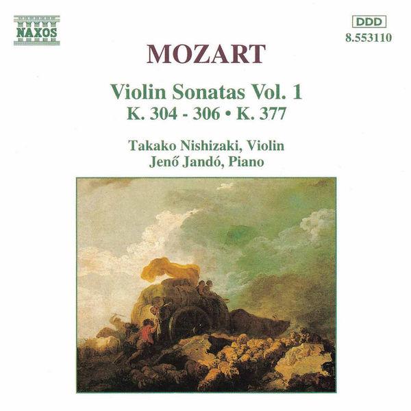 Takako Nishizaki - Violin Sonatas, Vol. 1