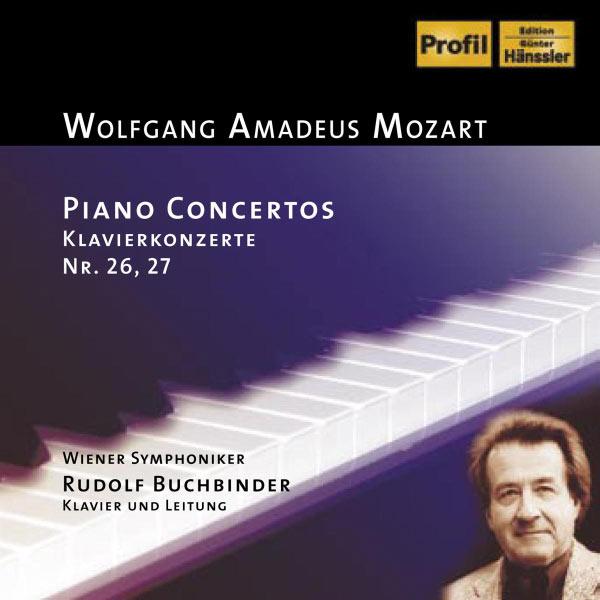 Rudolf Buchbinder - Mozart: Piano Concertos Nos. 26-27