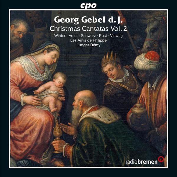 Ludger Rémy - Christmas Cantatas, Vol. 2