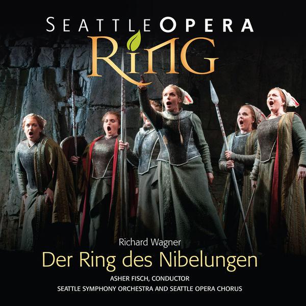 Richard Wagner - Wagner: Der Ring des Nibelungen