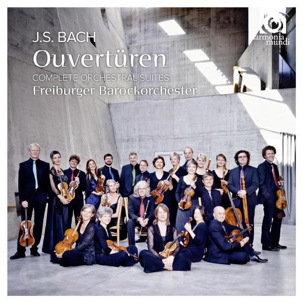 Freiburger Barockorchester - Bach: Orchestral Suites BWV 1066-1069