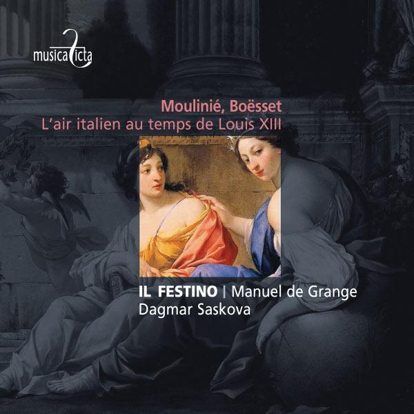 Manuel de Grange - L'air italien en France au temps de Louis XIII