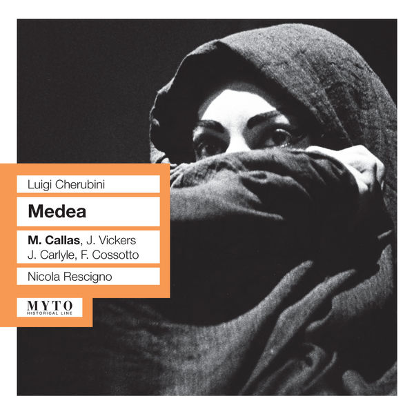 Nicola Rescigno - Médée (Intégrale)
