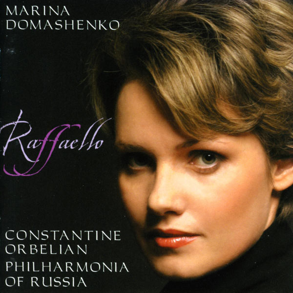 Marina Domashenko - ARENSKY, A.S.: Raphael [Opera] / Songs and Romances