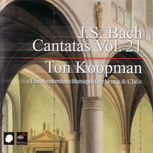 Johann Sebastian Bach - J.S. Bach Cantatas Vol. 21