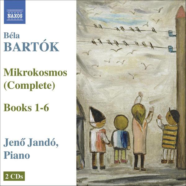 Jeno Jando - Mikrokosmos (Intégrale)