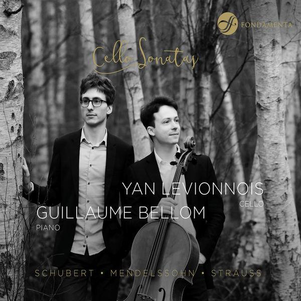 Guillaume Bellom - Cello Sonatas