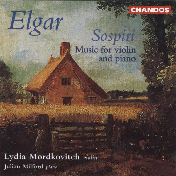 Lydia Mordkovitch - VIOLIN SONATA IN E MINOR etc