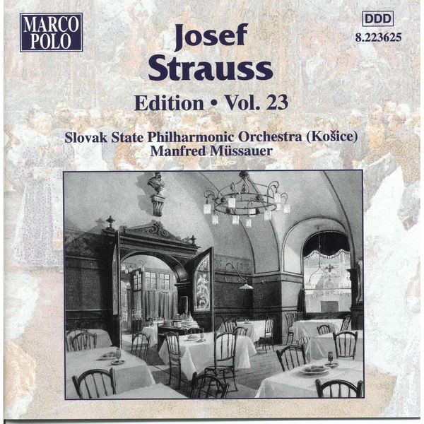 Slovak State Philharmonic Orchestra|Edtion n°23