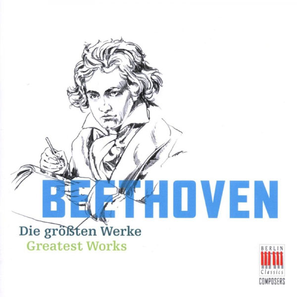 Various Artists - Beethoven (Greatest Works)