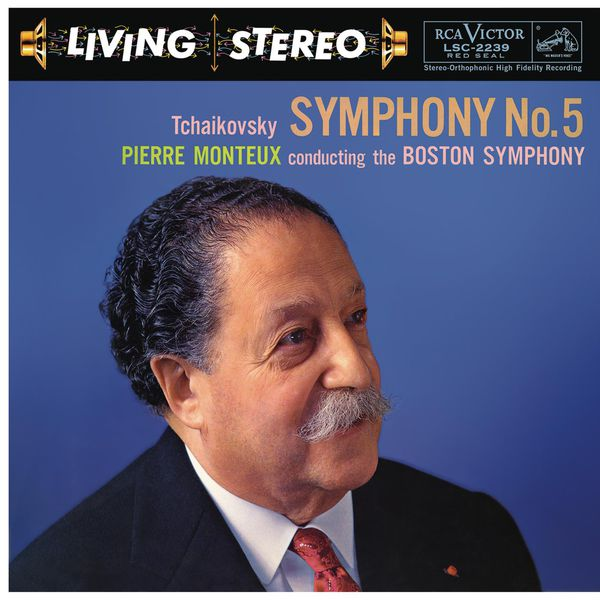 Pierre Monteux - Tchaikovsky: Symphony No. 5 in E Minor, Op. 64